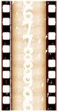 Carretel de película Fotografia de Stock Royalty Free