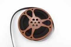carretel de película de 16mm Foto de Stock