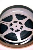 carretel de película de 16mm Imagens de Stock