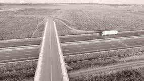 carretera almacen de metraje de vídeo