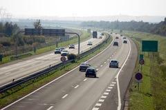 Carretera Imagen de archivo libre de regalías