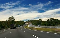 Carretera Foto de archivo