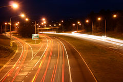 Carretera fotografía de archivo libre de regalías