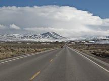 Carretera 93 Nevada Foto de archivo