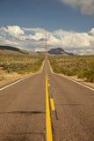 Carretera al cielo Fotografía de archivo