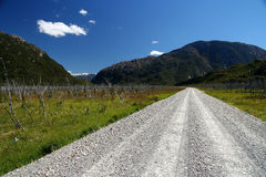 Carretera Austral Royalty Free Stock Images