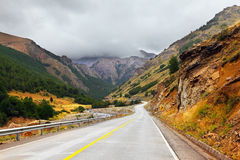Carretera Austral Royalty Free Stock Image