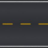 Carretera de asfalto libre illustration