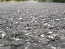 Carretera de asfalto Imagen de archivo libre de regalías