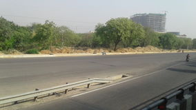 Carretera de Jaipur Fotos de archivo