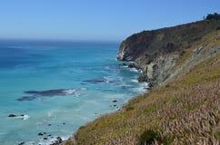 Carretera de la Costa del Pacífico, California Imagen de archivo