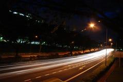carretera de la velocidad Foto de archivo