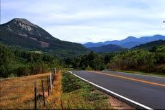 Carretera de leyendas Fotos de archivo
