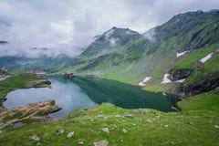 Carretera de Transfagarasan en Rumania Imagen de archivo