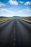 Carretera Death Valley Nevada Fotos de archivo libres de regalías