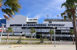 Carretera del International de Daytona Imagen de archivo