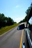 Carretera del verano Fotos de archivo