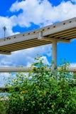 Carretera elevada Foto de archivo libre de regalías