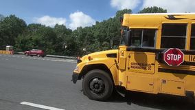 Carretera en Baltimore almacen de video