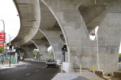 Carretera estupenda de Adelaide Foto de archivo libre de regalías