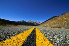 Carretera hermosa Fotos de archivo libres de regalías