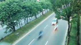 Carretera libre Fotografía de archivo