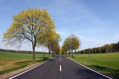 Carretera nacional Imagen de archivo