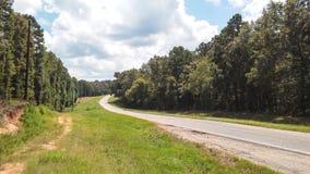 Carretera nacional Imagen de archivo libre de regalías