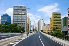 Carretera peatonal Fotos de archivo libres de regalías