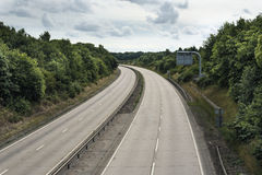 Carretera principal Fotos de archivo libres de regalías