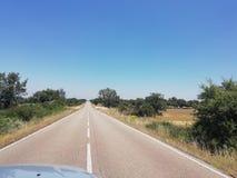 Carretera stock photo