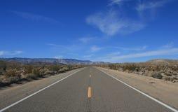 Carretera S2 Imagenes de archivo