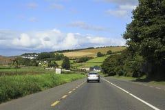 Carreteras nacionales en Irlanda Imagenes de archivo
