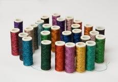 Carretes del color Imagen de archivo libre de regalías