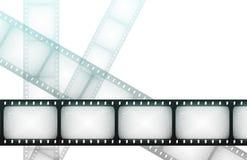 Carretes del Special de la noche de película Imagen de archivo libre de regalías