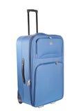 Carretilla de la maleta Imágenes de archivo libres de regalías