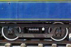 Carretón del tren Fotografía de archivo libre de regalías