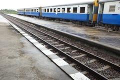 Carretón del tren Imagen de archivo libre de regalías