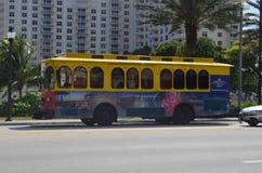 Carretto del Fort Lauderdale Immagine Stock Libera da Diritti