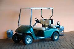 Carretto di golf Fotografia Stock Libera da Diritti