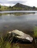 Carrière de Cawfield sur Roman Wall, le Northumberland l'angleterre images libres de droits