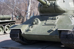 Carri armati russi immagini stock libere da diritti