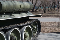 Carri armati russi fotografie stock