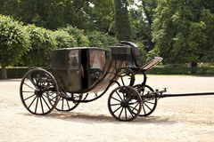Carriage Royalty Free Stock Photo