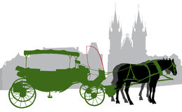 Carriage-2 Stock Image