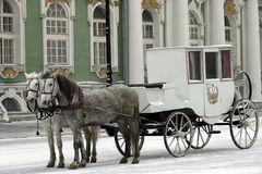The carriage stock images