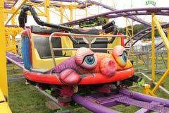 Fun Fair Ride. stock images