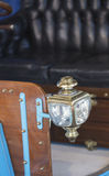 Carriage Lamp from a 1904 vintage car Royalty Free Stock Images