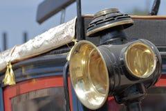 Carriage lantern Stock Photo