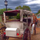 Carriage Ride Stock Photography